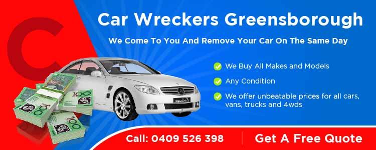 Car Wreckers Greensborough