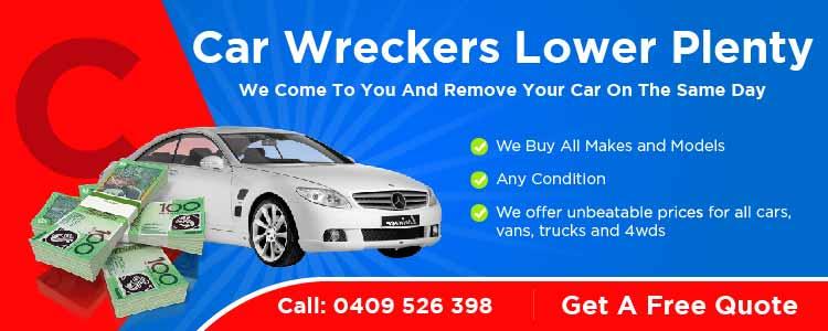Car Wreckers Lower Plenty