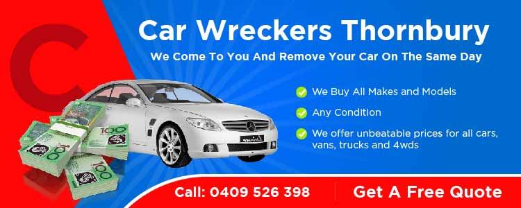 Car Wreckers Thornbury