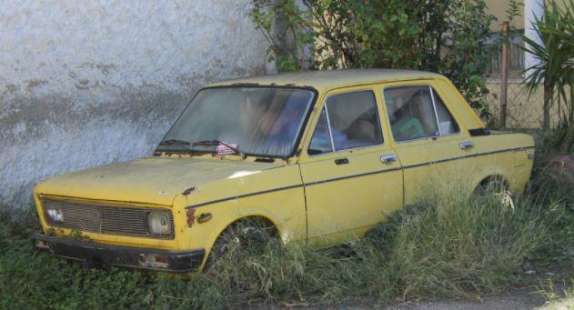 Cash for Abandoned Car