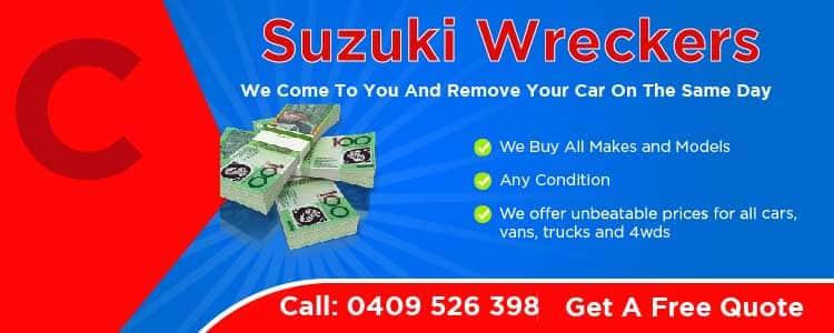 Suzuki wreckers